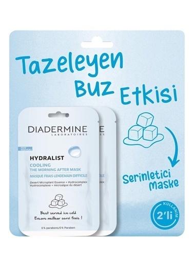 Diadermine Diadermine Hydralist Cooling Mask 8 Ml 2'Li Renksiz